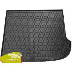Авто килимок в багажник Hyundai Santa Fe 2006-2012 7 місць