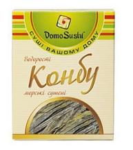 Водорості Конбу, DomoSushi, 30г