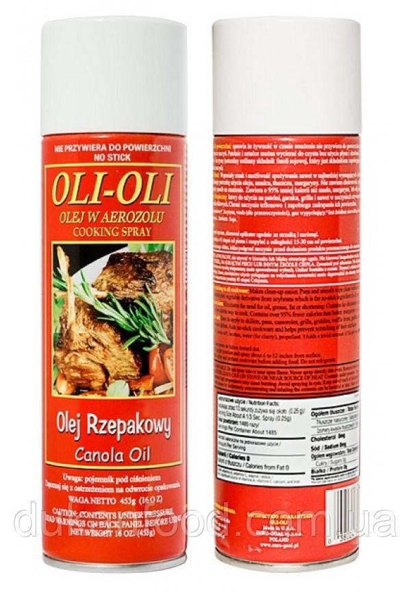 Масло-спрей для жарки Oli-Oli