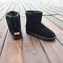 41 размер Угги UGG ботинки ВЫСОКИЕ мужские мокасины зимние теплые на меху замша натуральная, фото 3