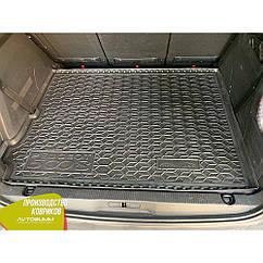 Авто килимок в багажник Peugeot 5008 2019 - 5 місць