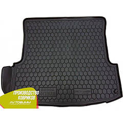 Авто килимок в багажник Skoda Octavia Tour / Шкода Октавія Тур A4 1996-2010 Ліфтбек / Liftback