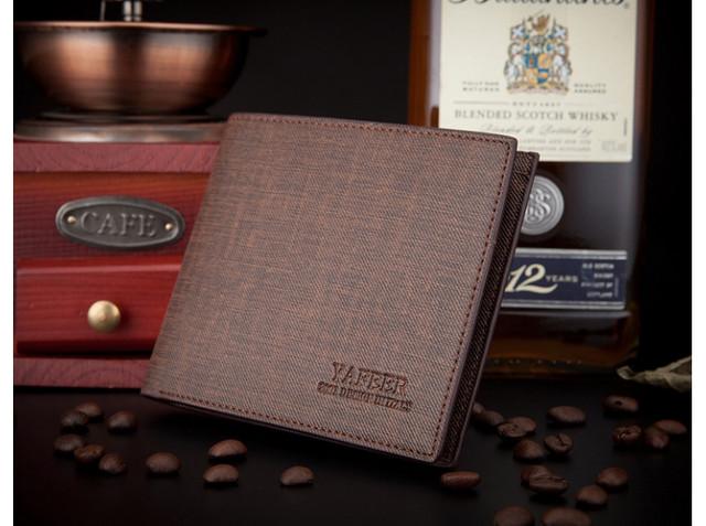 Кошелек бумажник портмоне мужской Yateer