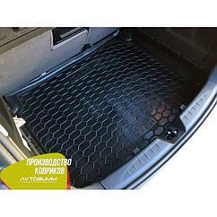 Авто килимок в багажник Seat Altea 2004 - нижня полиця
