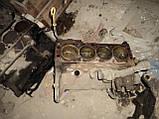 Б/У блок двигателя опель зафира а 1.6 16 кл, фото 3