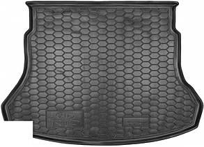 Авто килимок в багажник Kia Rio / КІА РІО 2017 - Sedan (рос. збірка)