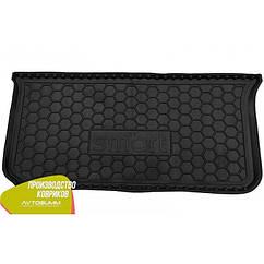 Авто килимок в багажник Smart Fortwo 451 2007+