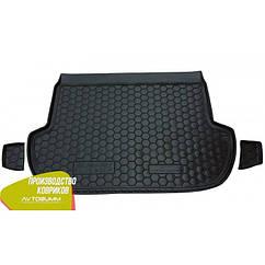 Автомобільний килимки в багажник Субару Форестер 4 2013+
