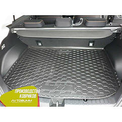 Авто килимок в багажник Subaru XV 2012+
