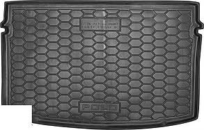 Авто килимок в багажник Volkswagen Polo Hatchback / Фольксваген Поло Хетчбек 2018+