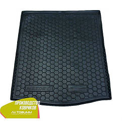 М'який поліуретановий килимок в багажник Mazda / Мазда 6 2013 - Sedan