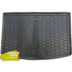 Авто килимок в багажник Mazda / Мазда CX-3 2018 - верхній