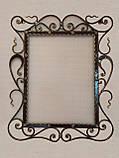 Кованая рама зеркала  - 06, фото 2