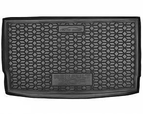 Авто килимок в багажник Renault ZOE 2013+