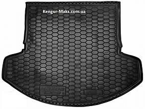 М'який поліуретановий килимок в багажник Mazda / Мазда CX-9 2018+