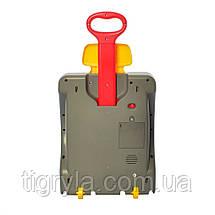 Детский банкомат электронный сейф копилка с отпечатком пальца, фото 3