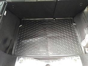 Авто коврик в багажник Peugeot 207 2006+