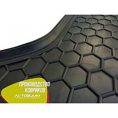 Авто килимок в багажник ВАЗ Lada Kalina 2004 - Universal/Cross