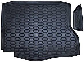 Авто килимок в багажник Mercedes/Мерседес CLA (C117) 2014+