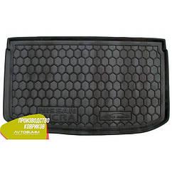 Авто килимок в багажник Nissan Micra (K13) 2010+/Ніссан Мікра/Нісан