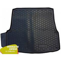 М'який поліуретановий килимок в багажник Skoda Octavia/Skoda Octavia A5 2004 - Liftback / Ліфтбек
