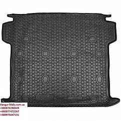 Авто килимок в багажник Fiat Doblo / Фіат Добло 2010 - 7 місць