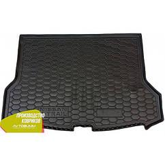 Авто килимок в багажник Nissan X-Trail (T32) 2017 - верхній