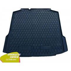 М'який поліуретановий килимок в багажник Skoda Rapid/Шкода Рапід 2013 - Liftback