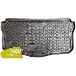 Авто килимок в багажник Citroen / Сітроен - C1 2014+