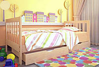 Ліжко Медея з висувними ящиками