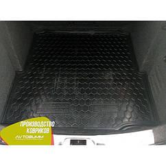 М'який поліуретановий килимок в багажник Skoda SuperB / Шкода Супер Б 2008-2014