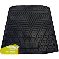 М'який поліуретановий килимок в багажник Skoda SuperB / Шкода Супер Б 2015 - Liftback