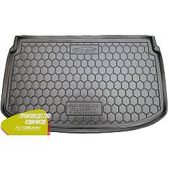 Авто килимок в багажник Chevrolet / Шевроле - Aveo / Авео 2012 - Hatchback