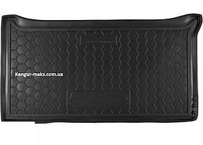 Авто килимок в багажник Fiat / Фіат 500 2007+