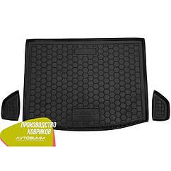 Авто килимок в багажник Suzuki SX4 2014 - верхня полиця