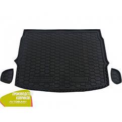 Авто килимок в багажник Nissan Qashqai 2017 - FL верхня полиця/Ніссан Кашкай