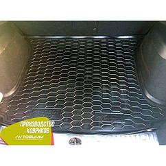 Авто килимок в багажник Peugeot 308 2008 - Універсальний (5 місць)