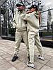 Мужской костюм family look с вышивкой на горловине. Размер: S ,М,  L. Разные цвета (4041), фото 7