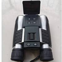 Бинокль Wellwin 10x25 (с функцией видеозаписи и экраном)
