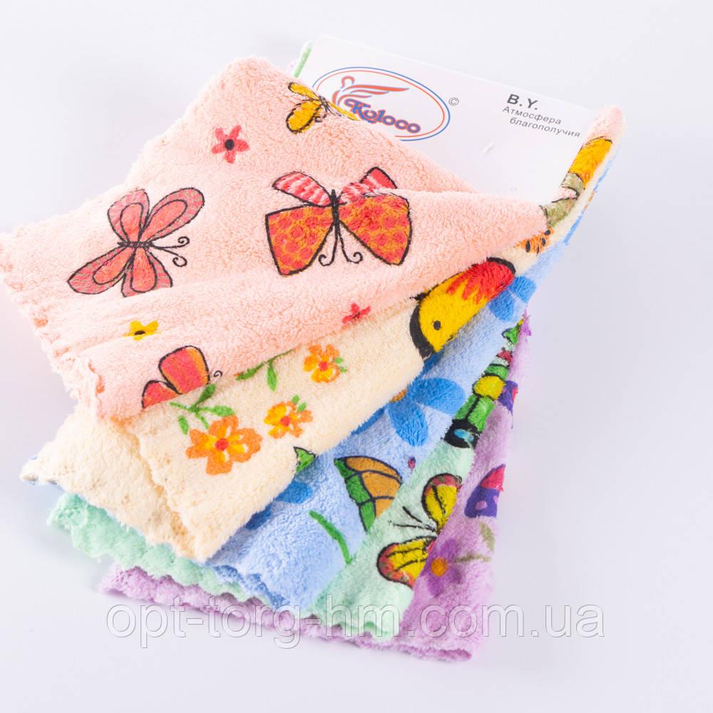Салфетки бабочки 25*25 см