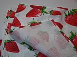 Кухонное вафельное полотенце (35х56 см) код 0026, фото 2