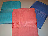 Полотенце для сауны махровое (90х178 см) код 0048, фото 3