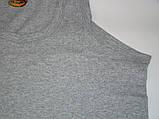 Майка чоловіча бавовна LYRIC рубчик Туреччина (XXS-3XL) код 5057, фото 4