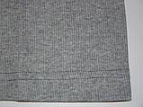 Майка чоловіча бавовна LYRIC рубчик Туреччина (XXS-3XL) код 5057, фото 5