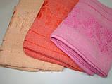 Банное полотенце махровое (70х130 см) код 0111, фото 2