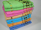 Лицевое полотенце махровое (50х100 см) код 0121, фото 4