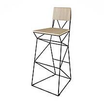 Полубарный стул Support Stool TM Levantin Design, фото 2