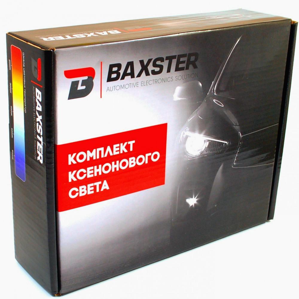 Біксенон. Установчий комплект Baxster H4 H/L 4300K 35W