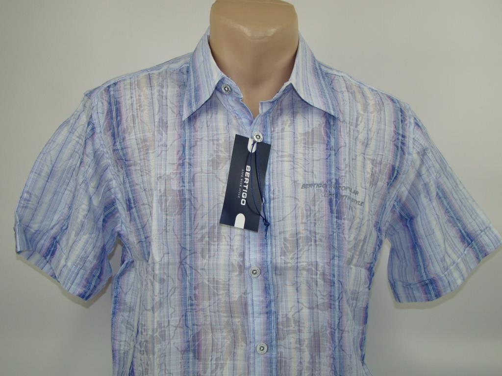 Тениска мужская Bertigo (S-L) код 5113