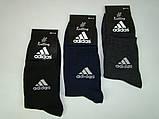 Носки мужские Adidas стрейч (41-45р) код 13039, фото 2
